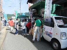 121013食の祭典2012③、軽トラ市.JPG