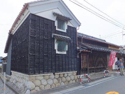 130728日永追分から東海道を歩く09、東海道日永郷土資料館.JPG