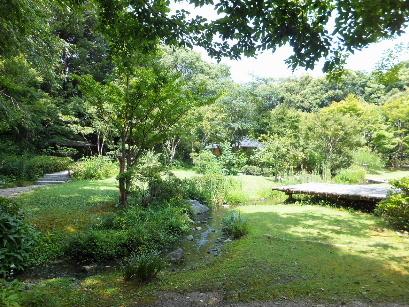 130730浜松市茶室「松韻亭」②、日本庭園.JPG