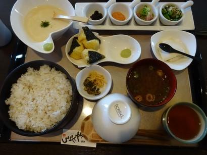 151016伊勢芋料理「柑里」④、麦とろ定食 (コピー).JPG