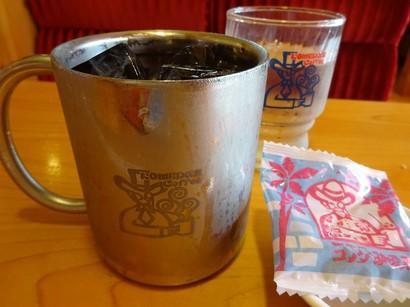 160705コメダ珈琲店郡上八幡店④、アイスコーヒー (コピー).JPG