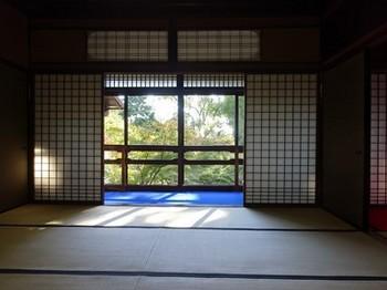 161103昭和美術館⑪、南山寿荘(障子) (コピー).JPG