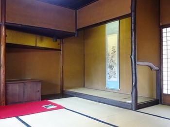 161103昭和美術館⑭、南山寿荘(書院の床の間) (コピー).JPG