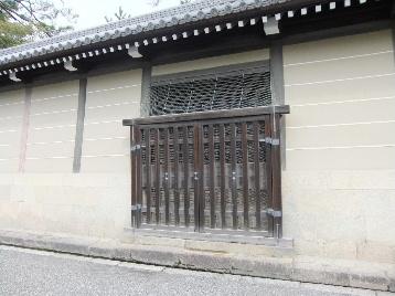 120307京都御所③、道喜門.JPG