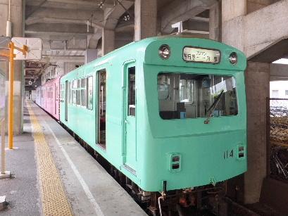 130702四日市の和菓子屋めぐり01、近鉄四日市駅.JPG