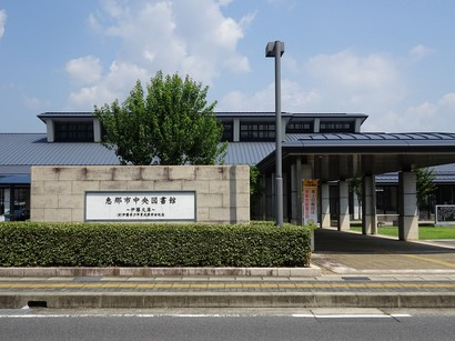 150730恵那市中央図書館① (コピー).JPG