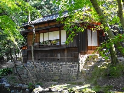 151025揚輝荘北園④、茶室「三賞亭」 (コピー).JPG
